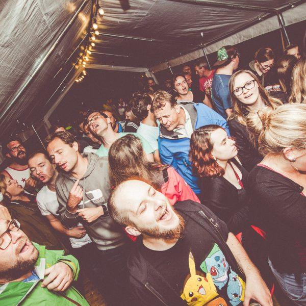 Göstlinger Parkfest 2016 - Blues-Rock Konzert - Flying Goats