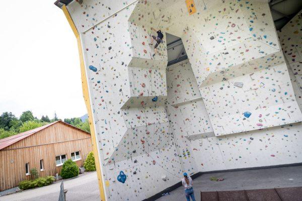 Klettern in Großraming - Alpenverein Oberes Ybbstal