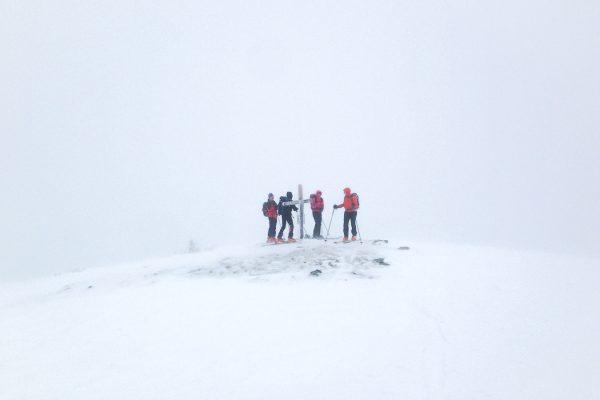 Skitour Kragelschinken - Alpenverein Oberes Ybbstal